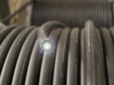 Een breuk in een glasvezelkabel zou zorgen voor een flinke storing onder Telenetgebruikers